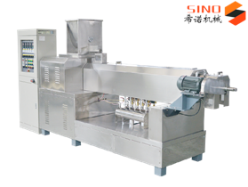 DLG100-Single Screw Extruder